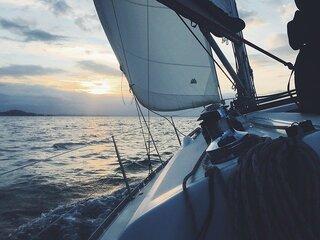 zeilboot zomerklaar maken