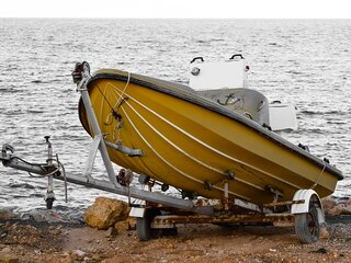 onderhoud polyester boot