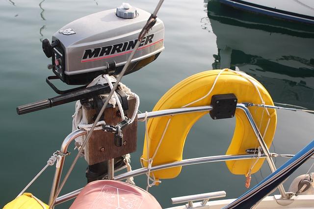 buitenboordmotor mariner mercury